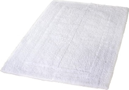 Коврик для ванной 55x65см белый Kleine Wolke HAVANNA 5418 539 114
