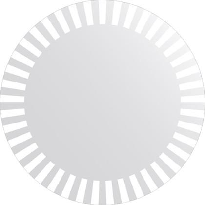 Зеркало для ванной с орнаментом диаметр 60см FBS CZ 0719