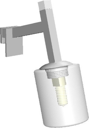 Светильник для зеркала Colombo GALLERY B1332