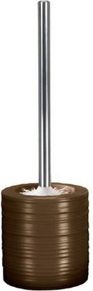 Ёрш с керамической коричневой подставкой Kleine Wolke SAHARA 5046301856