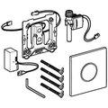 ИК привод смыва для писсуара пластиковый, хром глянцевый Geberit Sigma10 116.025.KH.1