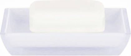 Мыльница белая Spirella FREDDO 1016090