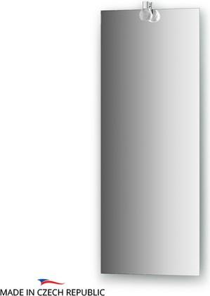 Зеркало 30х75см со светильником Ellux CRY-B1 0201