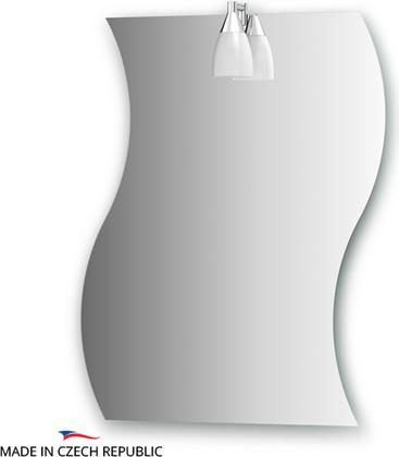 Зеркало со светильником 60х75см Ellux ROM-A1 0114