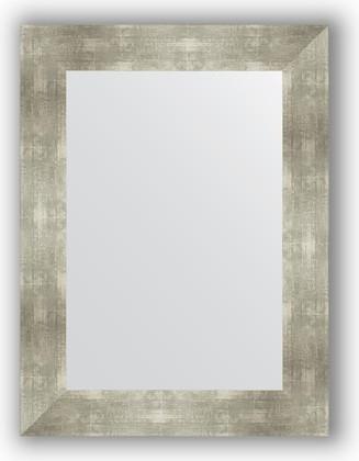 Зеркало в багетной раме 60x80см алюминий 90мм Evoform BY 3058