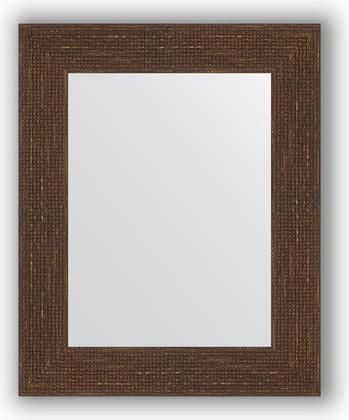 Зеркало в багетной раме 43x53см мозаика античная медь 70мм Evoform BY 3017