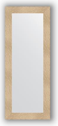 Зеркало в багетной раме 60x150см золотые дюны 90мм Evoform BY 3117
