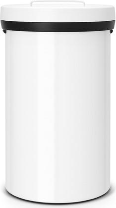 Мусорный бак 60л белый Brabantia BIG BIN 484544