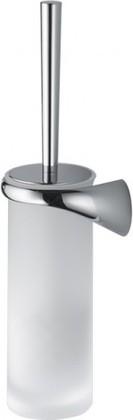Туалетный ёрш стекло/хром, хром Colombo LINK B2407.SX.000