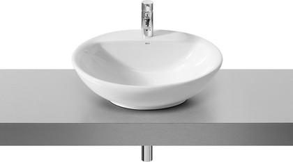Настенная или накладная керамическая раковина 600x480мм, белая Roca FONTANA 32787700N