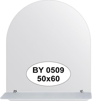 Зеркало 50x60см с полкой Evoform BY 0509