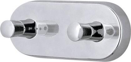 Крючок двойной хром Spirella SYDNEY 1003170