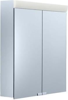 Зеркальный шкаф 60x70см с подсветкой двухдверный Keuco ROYAL 10 05402171301