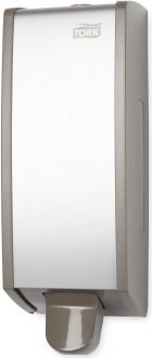 Диспенсер для жидкого мыла, алюминий/пластик Tork Aluminium 452000