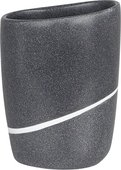 Стакан цвета серого камня Spirella ETNA STONE 1013642