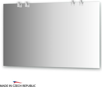 Зеркало со светильниками 120х75см Ellux SON-A4 0215