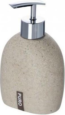 Ёмкость для жидкого мыла бежевая Wenko PURO 20475100