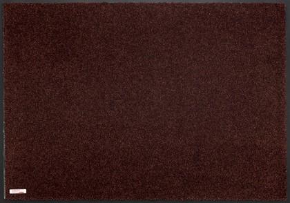 Коврик придверный 50x70см для помещения коричневый, полиамид Golze BROADWAY 1680-40-001-66