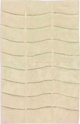 Коврик для ванной комнаты хлопковый 50x80см светло-бежевый Spirella MANHATTAN 4006016