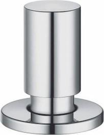 Ручка управления клапаном-автоматом цилиндрическая, нержавеющая сталь зеркальной полировки Blanco 222115