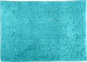 Коврик для ванной 55x80см, светло-синий Grund ORNAMENTIK b4028-326184