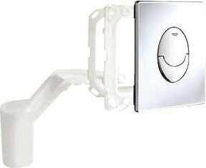 Кнопка смыва для инсталляции для унитаза, с ёмкостью для размещения ароматических таблеток, хром Grohe SKATE Air Set Fresh 38798000