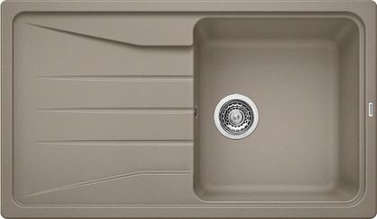 Кухонная мойка оборачиваемая с крылом, гранит, серый беж Blanco SONA 5 S 519678