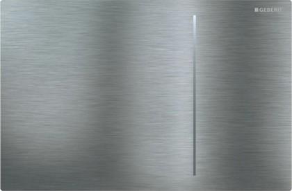 Клавиша двойного смыва, нержавеющая сталь Geberit Sigma70 115.620.FW.1
