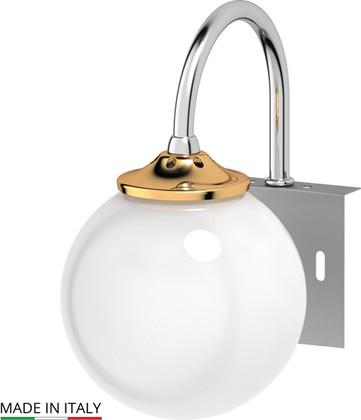 Светильник для зеркала, хром золото 3SC STI 125