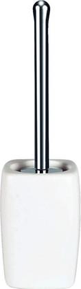 Ёршик для туалета с белой керамической подставкой Spirella RETRO 1008076