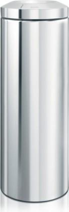 Несгораемая корзина для бумаг 20л сталь полированная Brabantia 188428