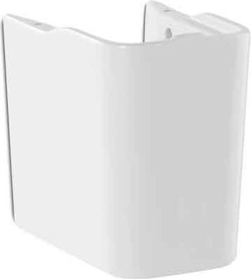 Пьедестал полупьедестал для раковины, белый Roca The GAP 337471000