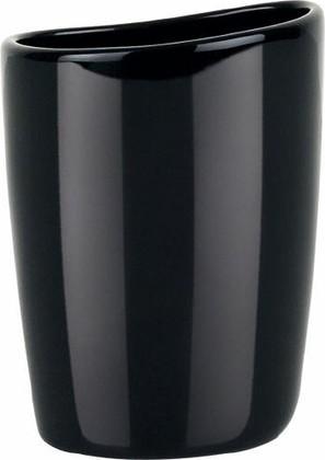 Стакан чёрный Spirella ETNA SHINY 1016112