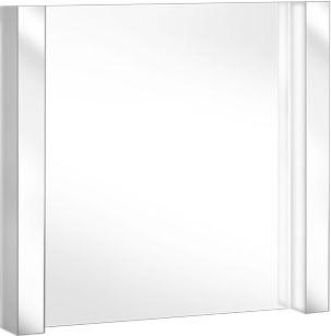Зеркало 70.0x63.5см с 2 вертикальными светильниками Keuco ELEGANCE 11698012000