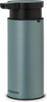 Диспенсер для жидкого мыла, мятный металлик Brabantia 107467