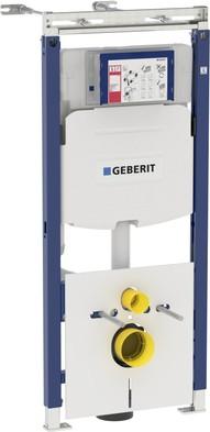 Монтажный комплект для подвесного унитаза, Geberit Sigma Платтенбау 111.362.00.5