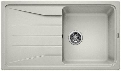 Кухонная мойка оборачиваемая с крылом, гранит, жемчужный Blanco SONA 5 S 519677