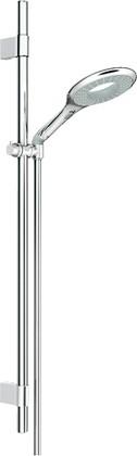 Душевой гарнитур, 2 вида струи, хром Grohe RAINSHOWER Icon 27277001