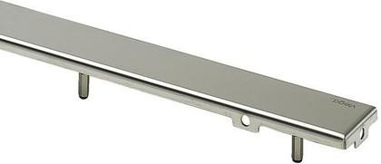 Дизайн-решетка стальная матовая, 1200мм Viega Advantix Visign ER3 589509