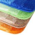 Коврик для ванной 60x90см синий Spirella BALANCE 1009207
