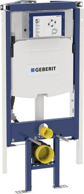 Угловая инсталляция 112см для подвесного унитаза, для клавиш Sigma Geberit Duofix UP320 111.390.00.5