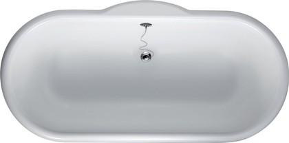 Овальная чугунная ванна 175x86см, Antislip Jacob Delafon CIRCE E2919-00