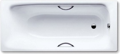 Ванна стальная 150x70см с отверстиями для ручек Kaldewei SANIFORM PLUS STAR 331 1331.0001.0001