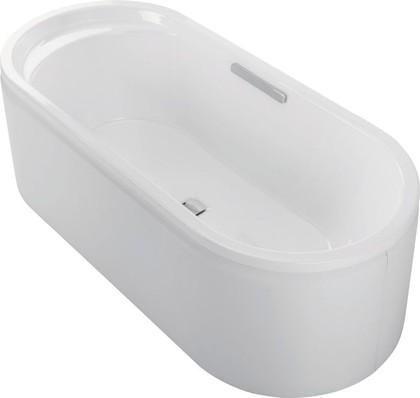 Овальная чугунная ванна 170x75см, Antislip Jacob Delafon LOVEE CE9287-00