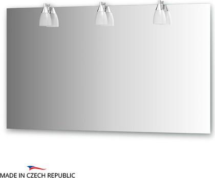 Зеркало со светильниками 130х75см Ellux ROM-A3 0216