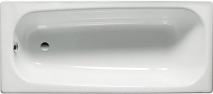 Стальная ванна 160х70см белая Roca CONTESA 235960000