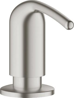 Дозатор для жидкого моющего средства, суперсталь Grohe ZEDRA 40553DC0