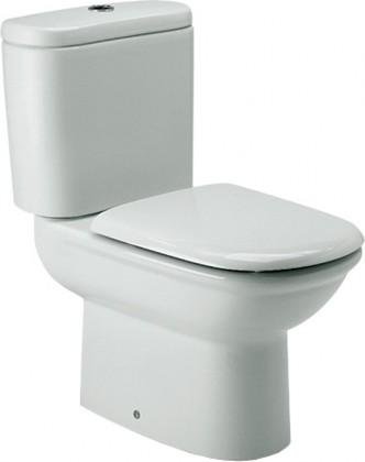 Унитаз напольный, комплект (чаша, бачок, сиденье с микролифтом) Roca GIRALDA 342466-3