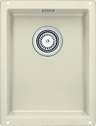 Кухонная мойка без крыла, с клапаном-автоматом, гранит, жасмин Blanco SUBLINE 320-U 513403