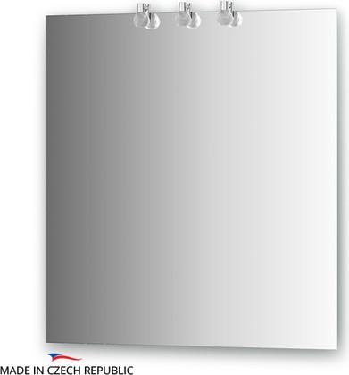 Зеркало 70х75см со светильниками Ellux CRY-B3 0209